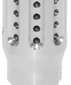 Muzzle Brake for .22 LR - Stainless