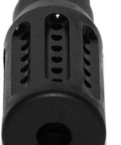 Muzzle Brake for .22 LR - Black