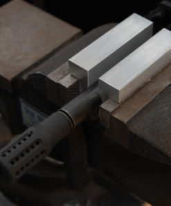 Barrel Vise Jaws