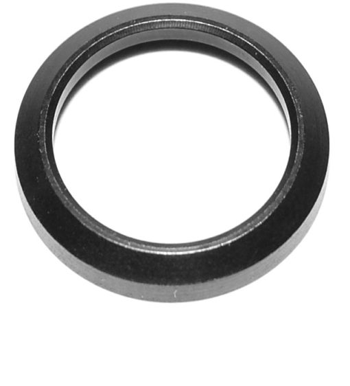 "AR Style Crush Washer 1/2"" - Black"
