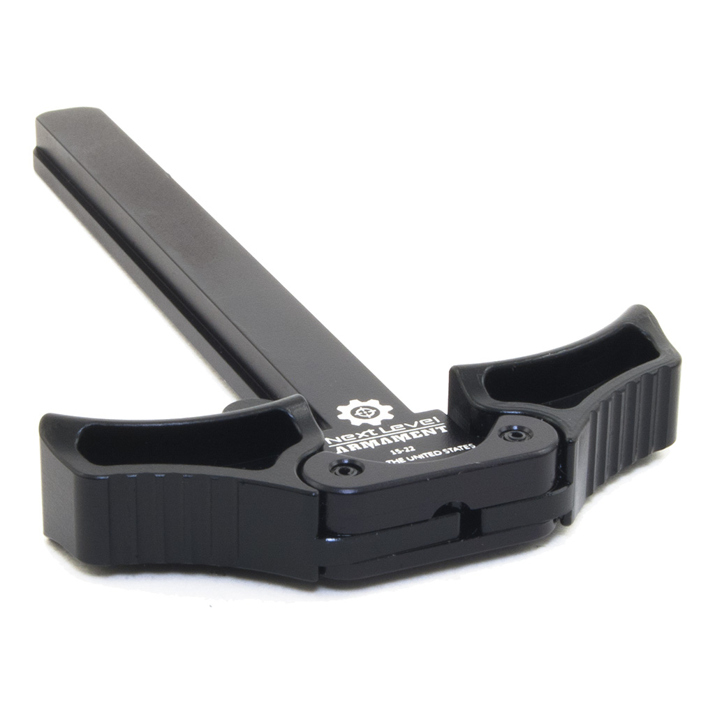 S w m p charging handle ambidextrous black